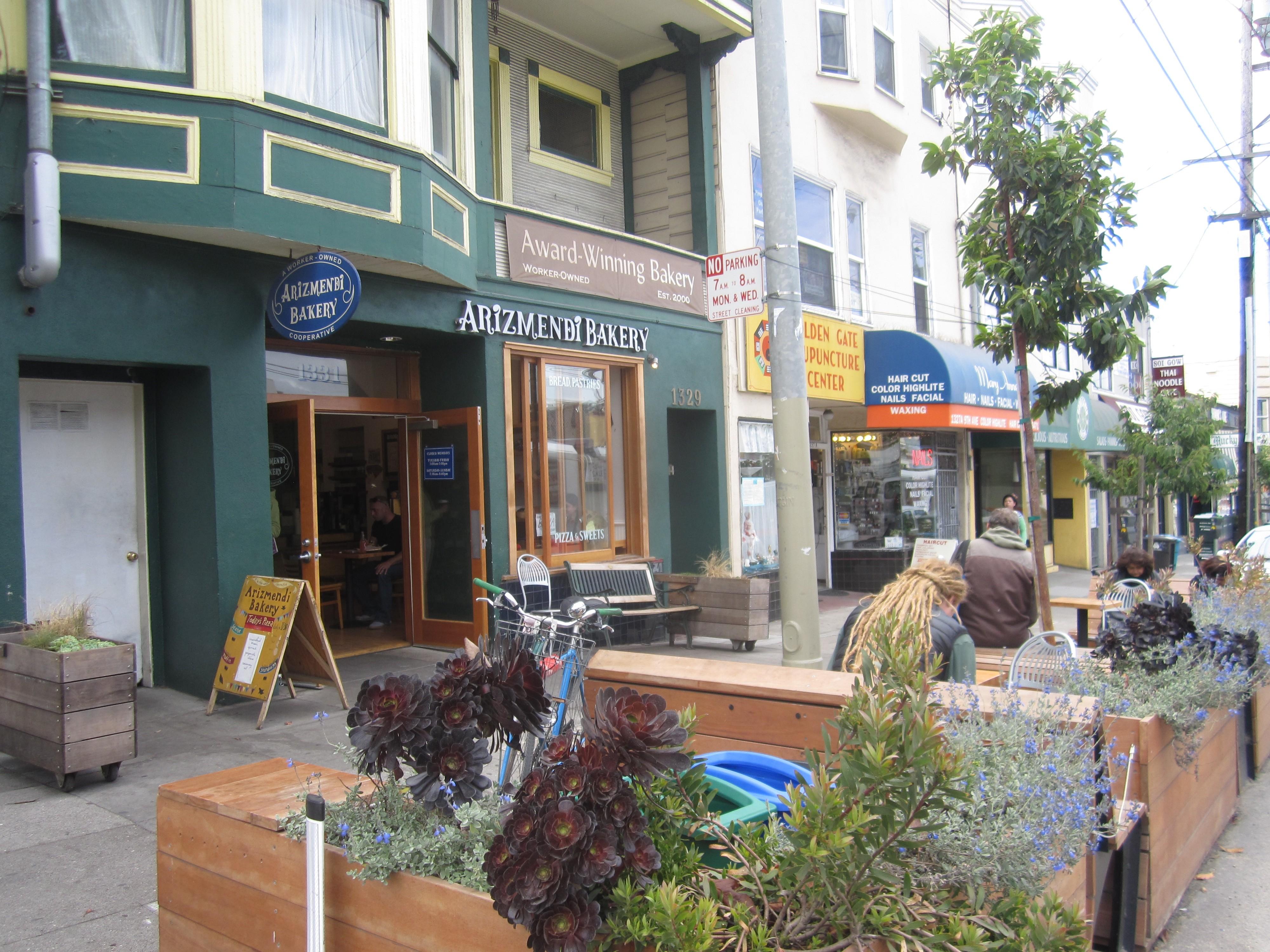 Restaurants On Th Avenue San Francisco