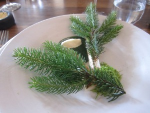 Asparagus and Pine