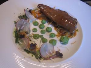 Restaurant Ö's Smoked Eel