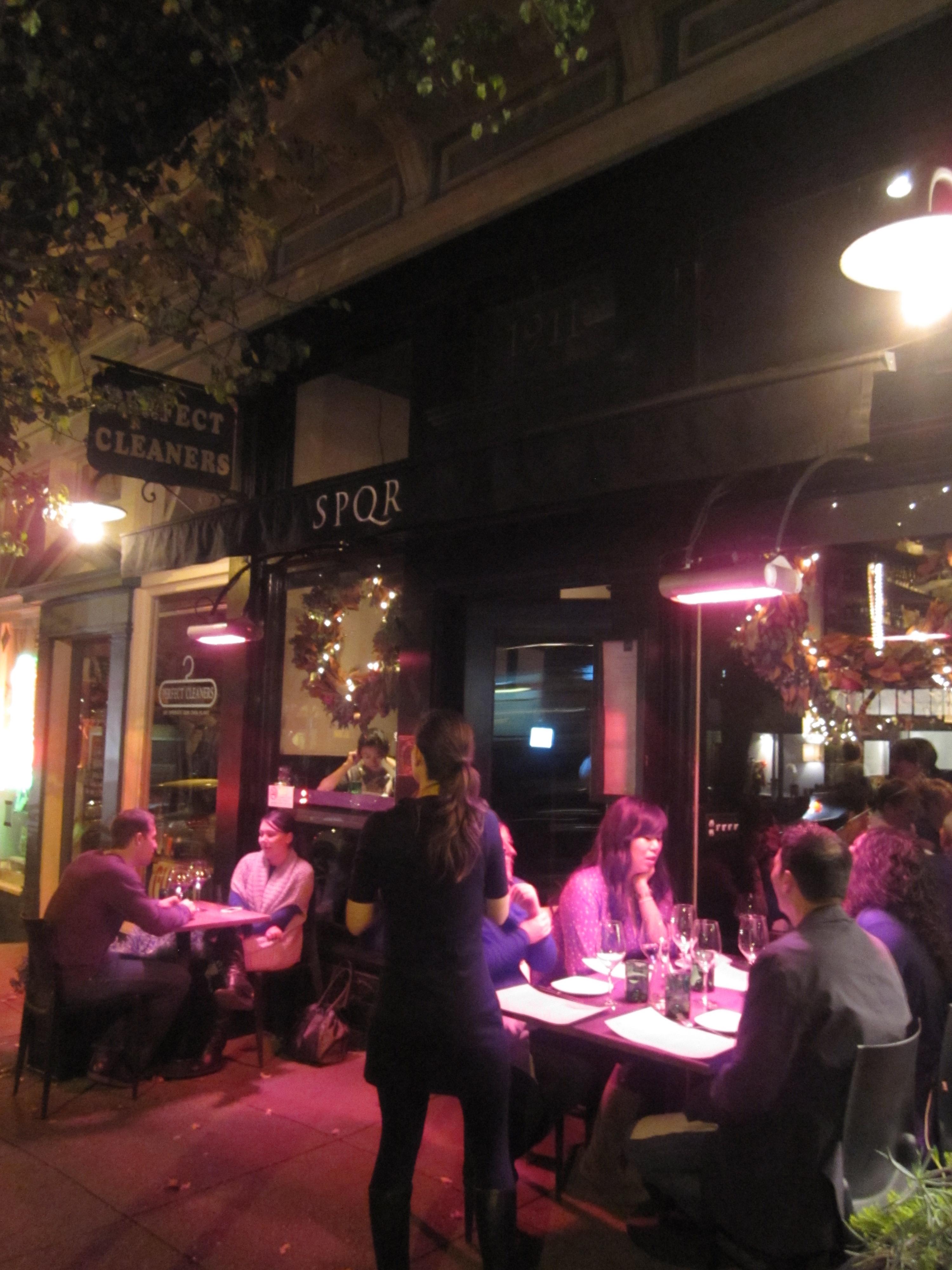 Italian Restaurants In Pacific Heights