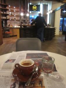 Ristretto's Espresso