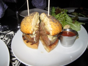 Paley's Place Burger