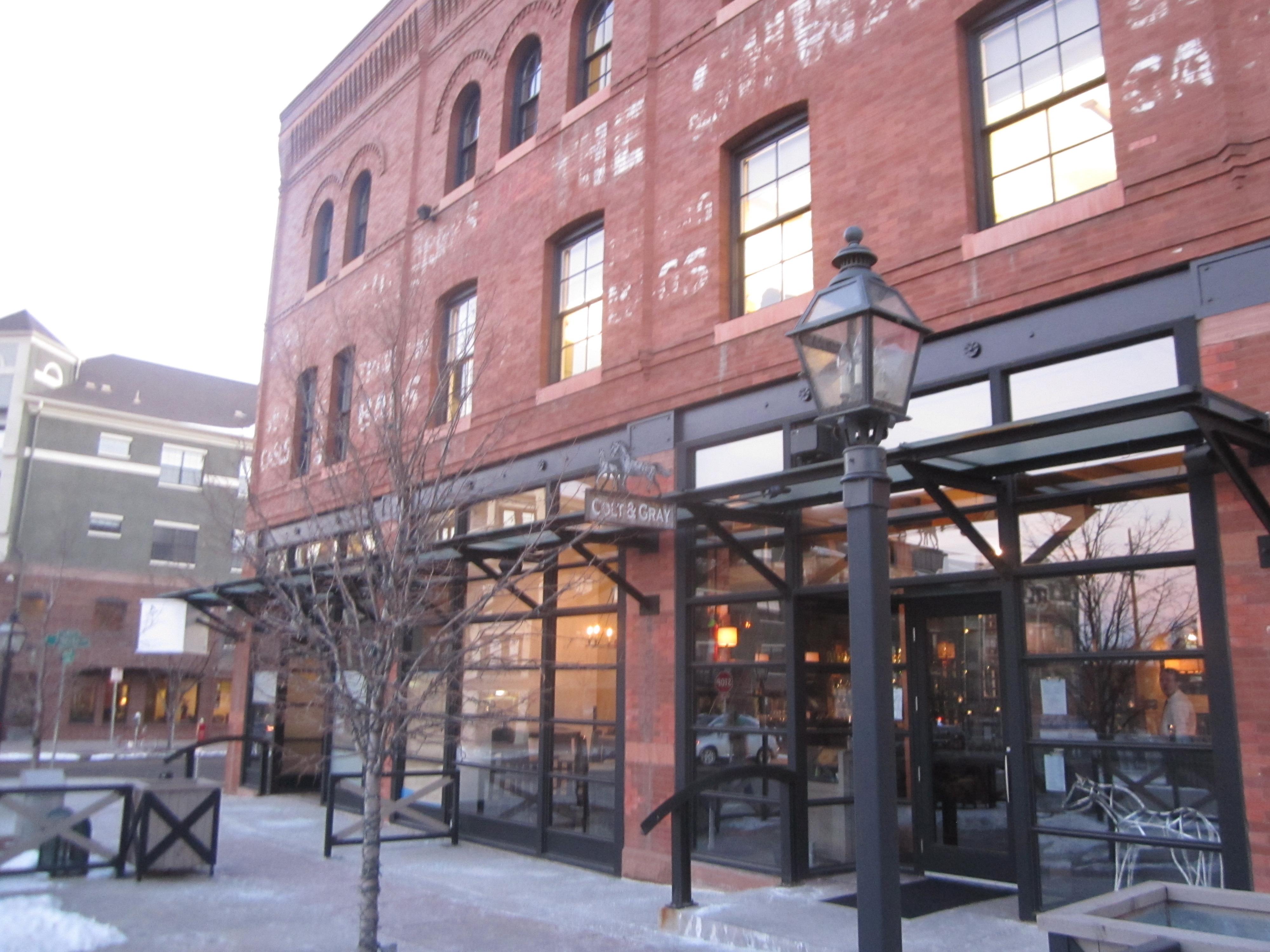 Mondays Neighborhood Highlands Denver Colorado Trevs Bistro