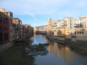 Girona, Spain, now home of the Best Restaurant in the World