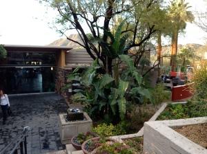 Jade Bar at the Sanctuary on Camelback, Phoenix, AZ