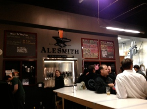 AleSmith's Tap Room