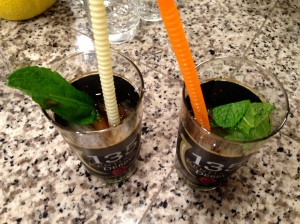 The Real Mint Julep Cups