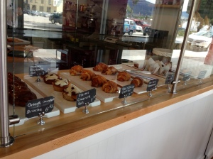 White Apron's pastries