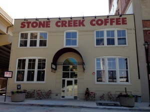 Stone Creek's Factory Café