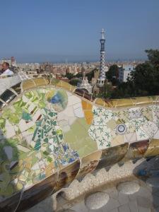 Parc Güell, a Gaudi masterpiece