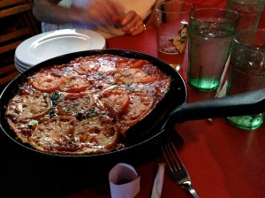 Pequod's pizza. Is it deep dish?
