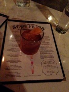 """Wrinkled Tie"" at Scofflaw"