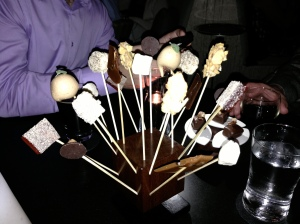 Lollipops at The Aviary