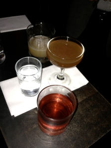 Cocktails at Drink in Boston